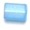 Tiny Flats 5X3.5mm Aqua Iris Matte